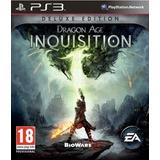 Dragon Age Inquisition Deluxe Edition ~ Ps3 Digital Español