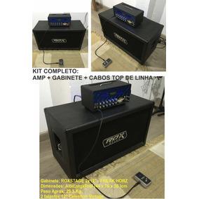 Amplificador Mesa Boogie Mini Rectifier + Gabinete