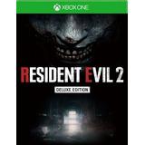 Oferta!! Resident Evil 2 Deluxe Edition Offline Xbx