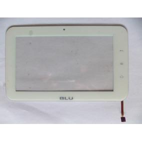 Mica Tactil Blu Touchbook 7.0 Lite Blanco Fpc-ctp-0700-003