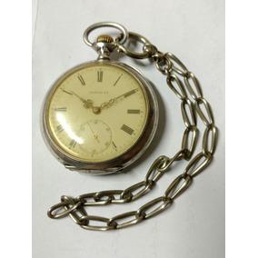 3866eb0a2c6 Relogio De Bolso Perfecta Antigo - Relógios no Mercado Livre Brasil