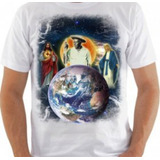 Camiseta Santo Daime Mestre Irineu Ayahuasca