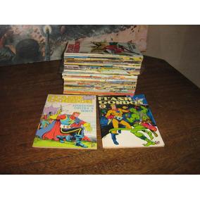 Flash Gordon Ano:1975 Rge Lote Com 24 Edições Originais