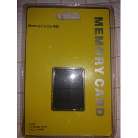 Memory Card 32mb Preto Console Videogame Playstation 2 Ps2