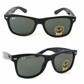b6240fa4e Óculos Ray Ban Wayfarer 2140 Original Lentes G15 Tamanho G - Óculos ...