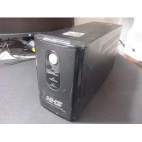 Nobreak Nhs Compact Plus Iii 1200va Saída 120v (s/ Bateria)