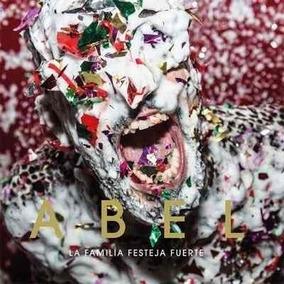 Abel Pintos- La Familia Festeja Fuerte (libro+cd+dvd)