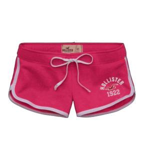 Shorts Feminino Abercrombie Hollister Verão Mini Tam 38
