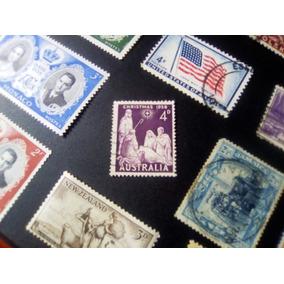 Selos Antigos E Raros De Todos Os Países P/ Coleccionadores