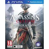 Assassins Creed 3 Liberation Psvita - Juego Fisico - Cjgg