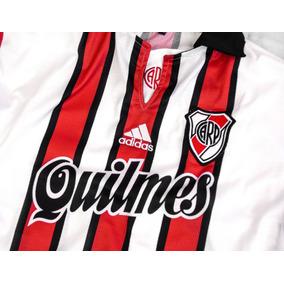Camiseta River Plate Tricolor Retro 1999 Alternativa Quilmes