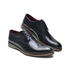 Sapato Masculino Estilo Social Keep Shoes Cor Preto