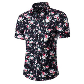 1bcd4dde052f3 Camisa Floral Masculina Tamanho Pp - Camisa PP Masculinas no Mercado ...