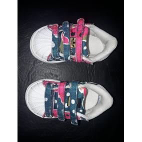 a729e575 Zapatillas Talle 18 Tipo Adidas - Ropa y Accesorios en Mercado Libre ...