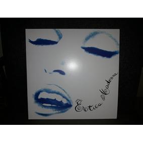 Lp Madonna Erotica Branco