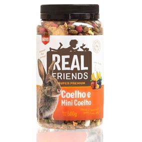 Real Friends - Coelho Com Frutas