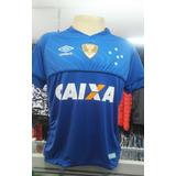 9abf3dba03 Replica Da Camisa Do Cruzeiro - Camisa Cruzeiro no Mercado Livre Brasil