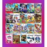 Wii Juegos Digitales