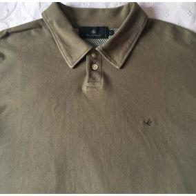 cbff7f2f6d8ff Camisa Polo Manga Longa Brooksfield - Pólos Masculinas no Mercado ...