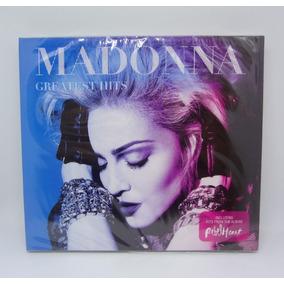 Madonna - Greatest Hits - 2 Cds (duplo)