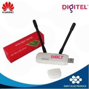 Bam Digitel Huawei E8372 4g Lte 150mbps Wifi Dos Antenas