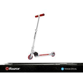 Monopatin Razor Scooter Red Rojo Tienda Oficial Garantia
