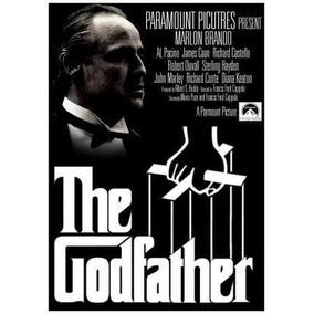 Poster Cartaz O Poderoso Chefão / Godfather #3 - 30x42cm