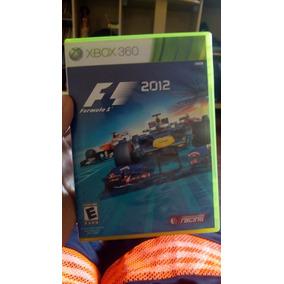 Formula 1 2012 Xbox 360 Original