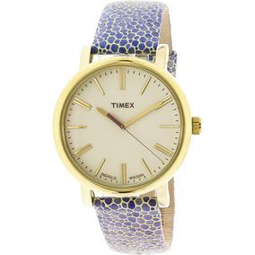 3ed6f9c2c913 Reloj Timex Retro Original Color - Reloj de Pulsera en Mercado Libre ...