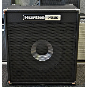 Amplificador Cubo Combo Para Baixo Hd150 Hartke 150 W Rms