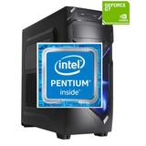 Cpu Gamer Intel / 8gb / 320gb / Video 2gb