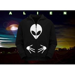 Sudadera Alien Ufo V3