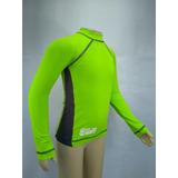 Camisa Praia Infantil Manga Longa C  Proteção Uv 50+ 609aaed9c7714