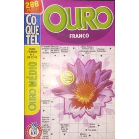 Kit 100 Cruzadas Diretas Coquetel Caça Palavra Cripto Sudoku
