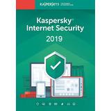 Antivirus Kaspersky Internet Security 2019 1 Usuarios 1 Año