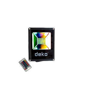 Reflector Led Rgb (10w) Multicolor Deko