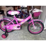 Bicicleta Rin 16 Y Rin 12 Solo T-r-i-p-a-s Al Mayor Y Detal