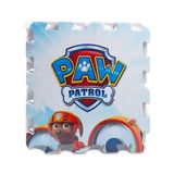Tapete Armable Paw Patrol