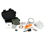 Kit De Sobrevivência Survival Echolife Com Caixa Impermeável