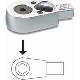 Catraca Reversível Para Bits 8mm 5/16 Pol. Hazet 6408-1