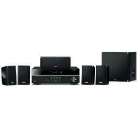 Home Theater Yamaha In A Box Yht-1840bl Bivolt Preto 600w R