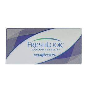 Lentes De Contacto Freshlook Colorblends Formulados