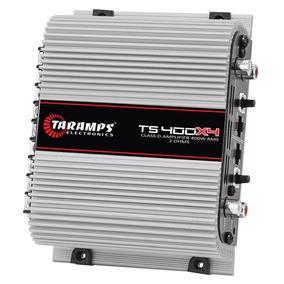 Modulo Taramps Ts400 T400 X4 Digital 400 W + Frete