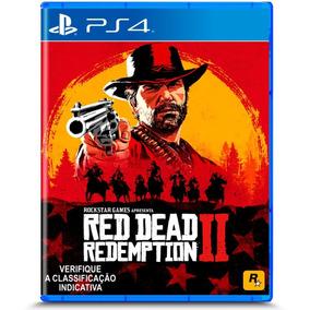 Red Dead Redemption 2 Ps4 Fisica Pronta Entrega
