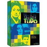 Box Dvd Novela Vale Tudo - Original 1988