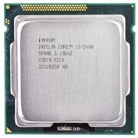 Procesador Intel Core I5 2400 3,10 Ghz Socket 1155