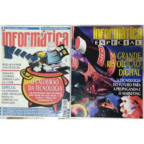 Revista Informática Exame Número 110 - Com Revista Extra