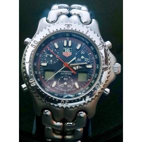 953ba91cd22 Relógio Modelo Do Tag Heuer Ayrton Senna Oracle Racing - Relógios De ...