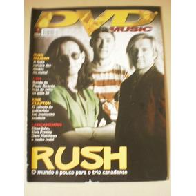 Revista Dvd Music Rush Ano 2 Ed. 20 Maio/2002