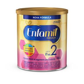 Fórmula Infantil Enfamil Premium 2 400gr - Cor Incolor